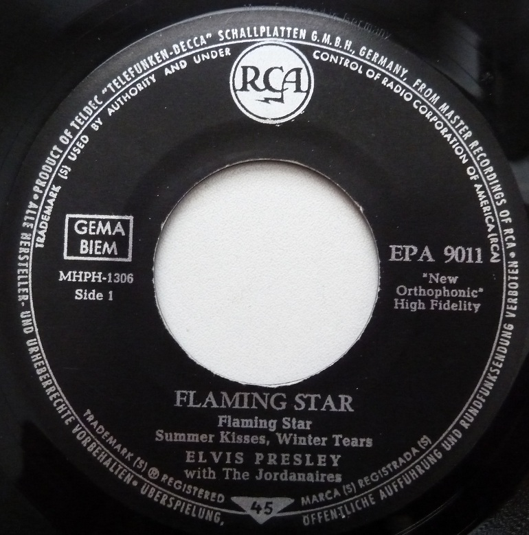 ELVIS BY REQUEST - FLAMING STAR Flamingside1ze31s
