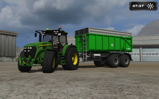 Fliegl TMK260 Official Bugfix 1.1