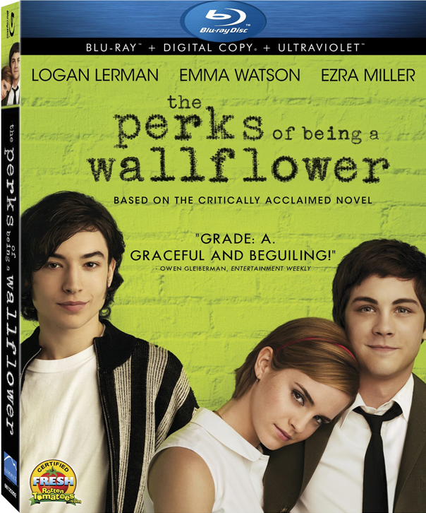 The Perks of Being a Wallflower 2012 BDRip XviD-SPARKS