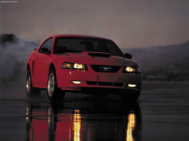 Ford Mustang #2 21