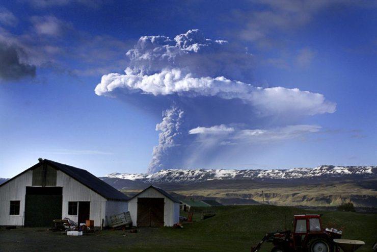 Erupcja wulkanu Grímsvötn 20