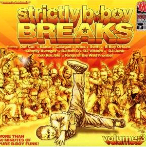 zeb roc ski presents - srictly b-boy breaks vol.3 2003