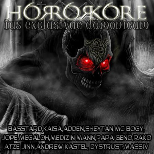 Cover: Horrokore Ent. - Ius Exclusivae Dämonicum (2010, ReUp)