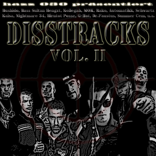 Cover: VA - Disstracks Vol. 2 (2011)