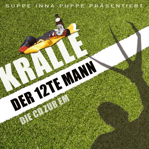Cover: Kralle - Der 12te Mann (Ltd Edit.) (LossLess & Mp3) (2007)