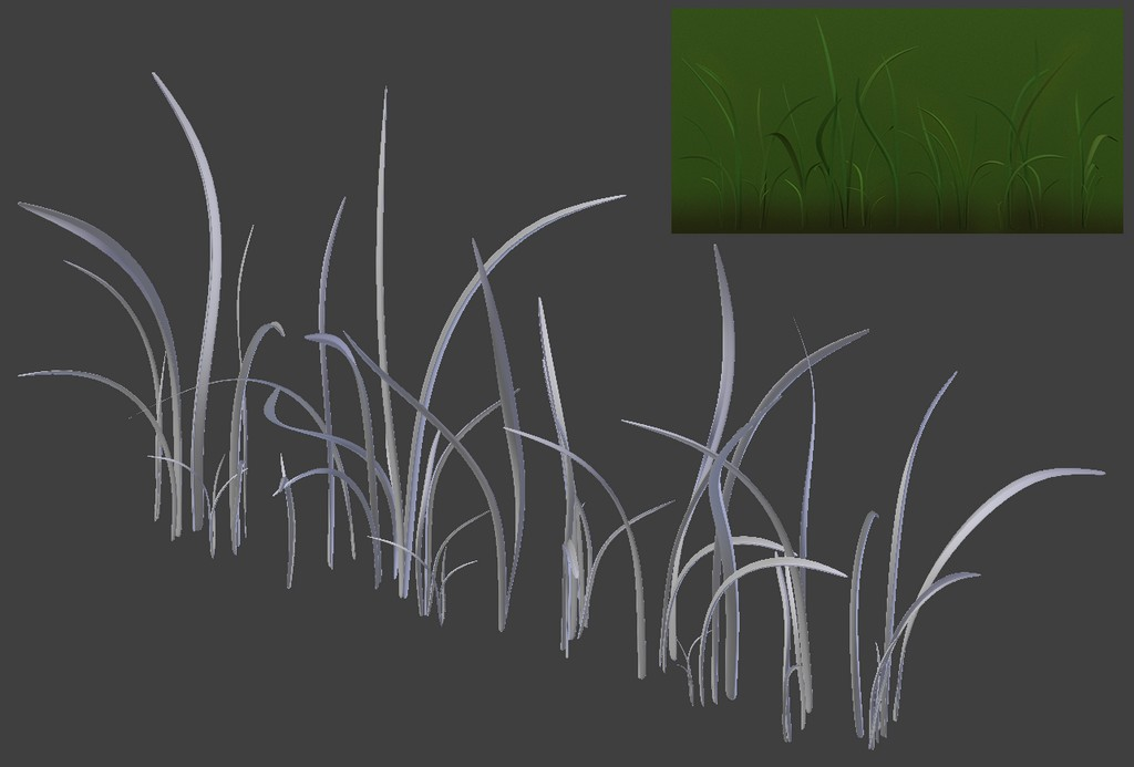 Blender Can Only Texture Paint Part Of Mesh