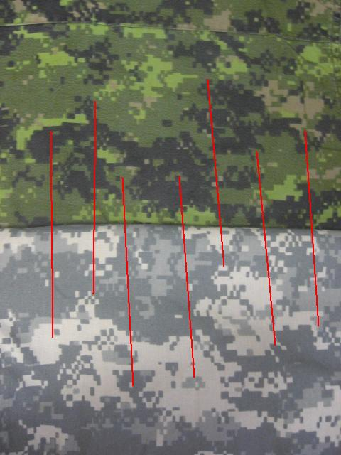 DIGITAL CAMO comparison Forum16014vqlb