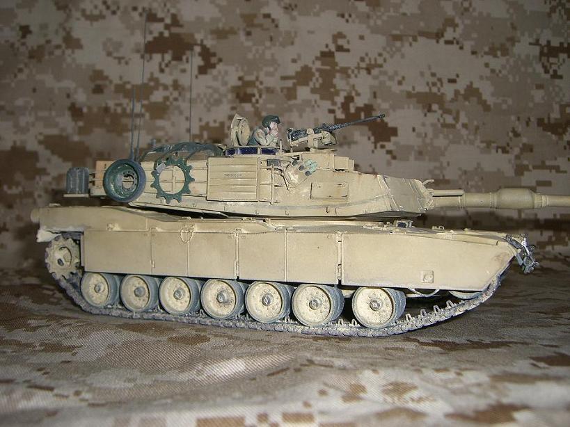 M1A1 AIM & M1A2 SEP Forum18001z57h