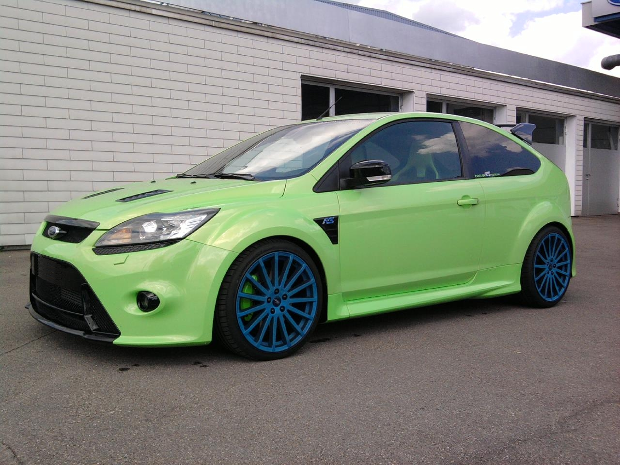 focus rs forum thema anzeigen jose 39 s gloss green envy. Black Bedroom Furniture Sets. Home Design Ideas