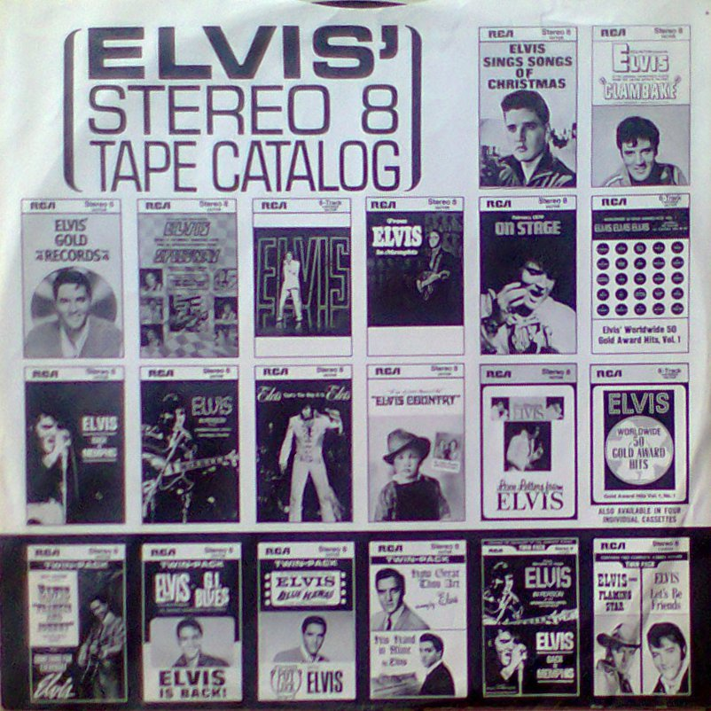 ELVIS AS RECORDED AT MADISON SQUARE GARDEN Foto0177y87de