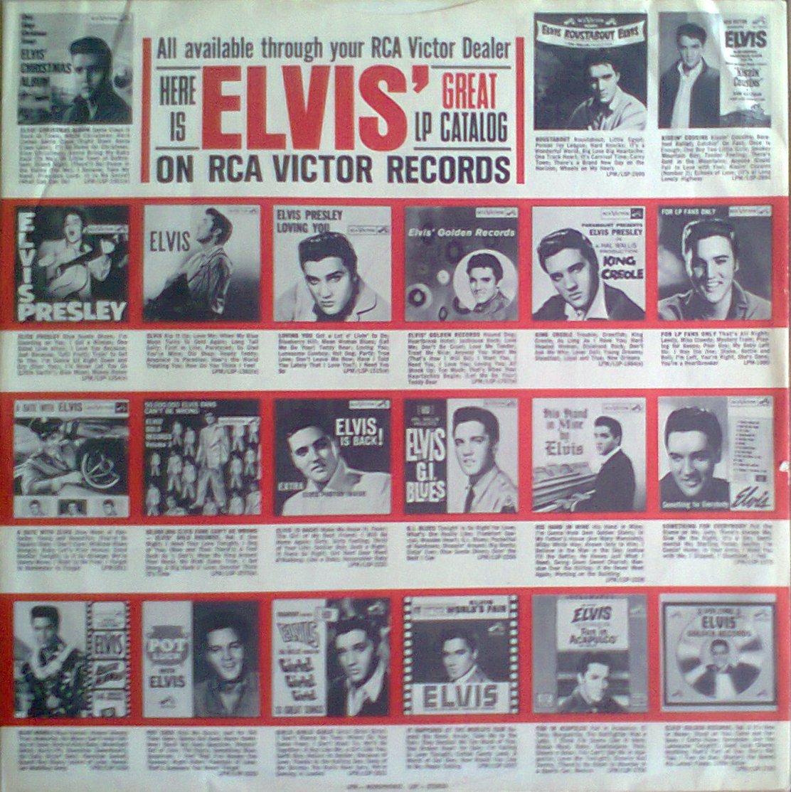 ELVIS' GOLD RECORDS VOL 2 Foto02629yipt