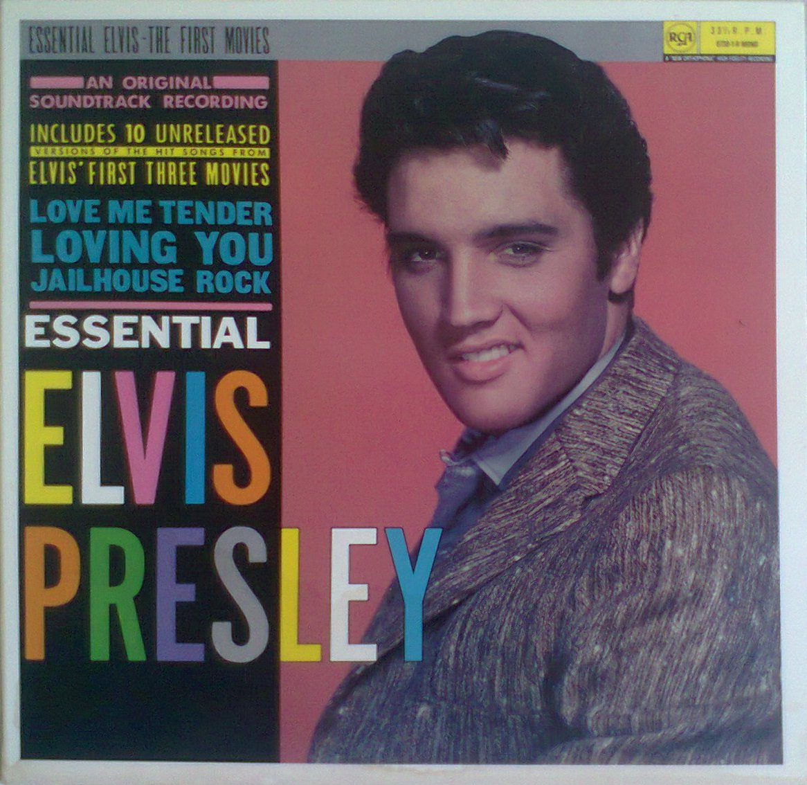 ESSENTIAL ELVIS - THE FIRST MOVIES Foto0275rfuo9