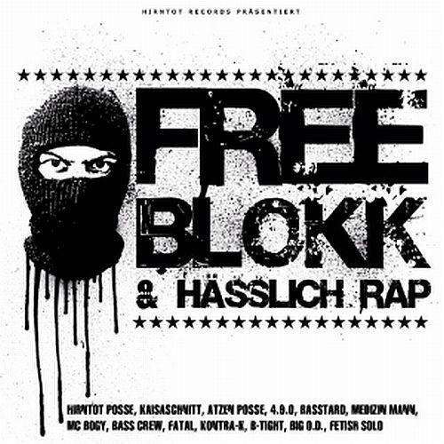 Cover: Free Blokk & Hässlich Rap Der Sampler (2011)
