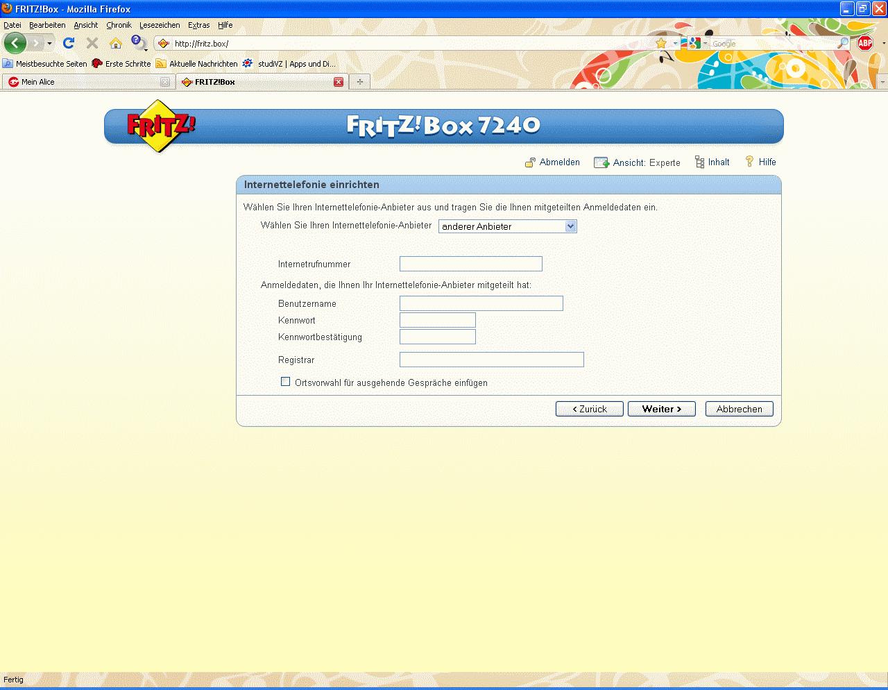 Outlook (IMAP) einrichten - WEBDE Hilfe