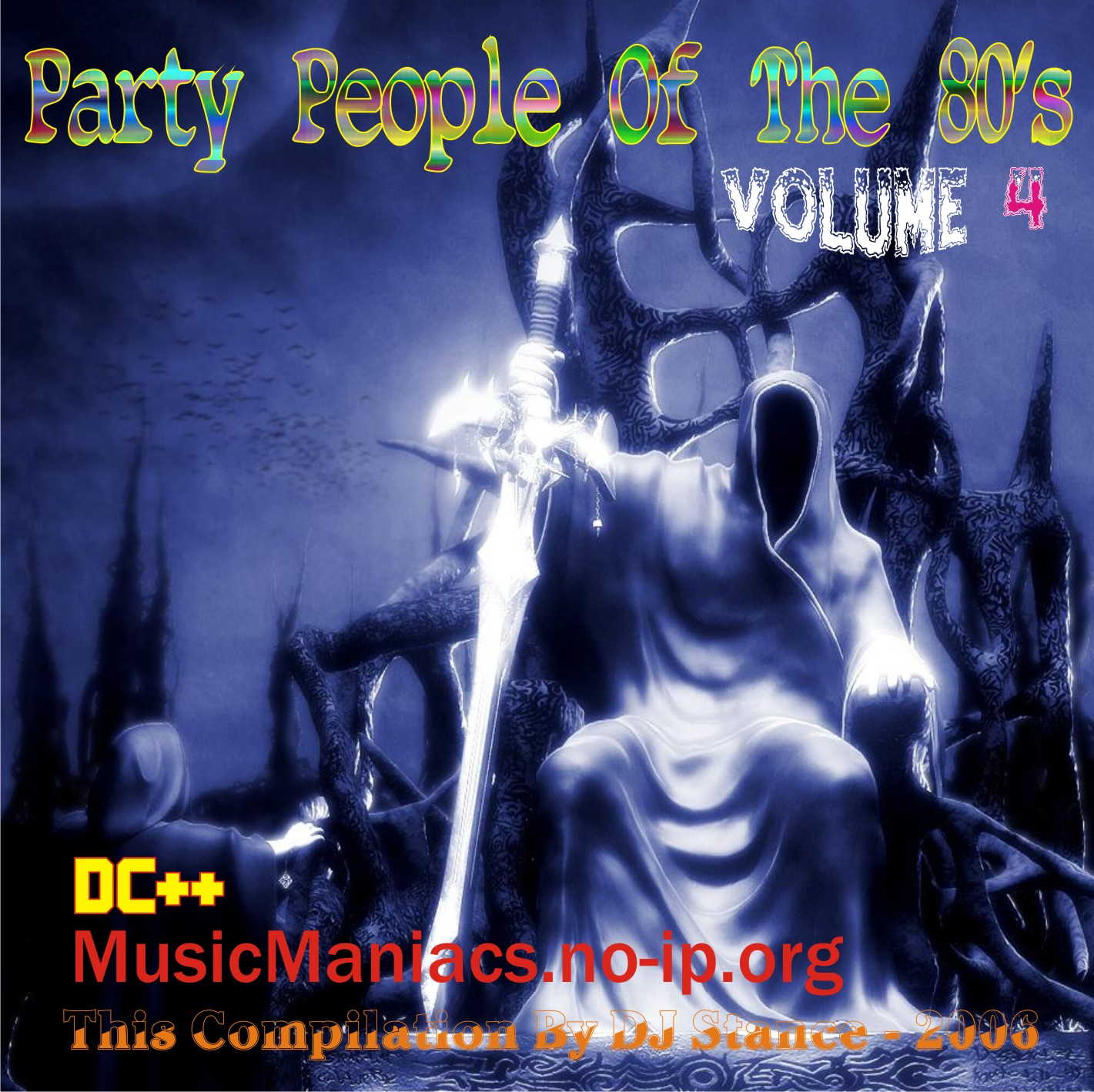 Party People Of The 80's Vol.04