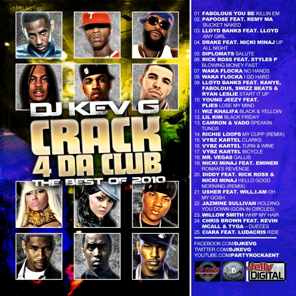 Va - Crack 4 DA Club Best of 2010