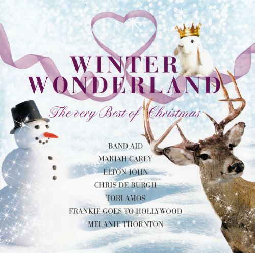 Cover: VA - Winter Wonderland - The Very Best Of Christmas (2Cd) (2011)