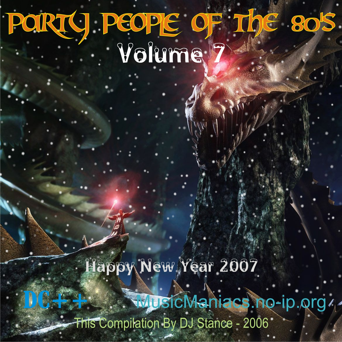 Party People Of The 80's Vol.07