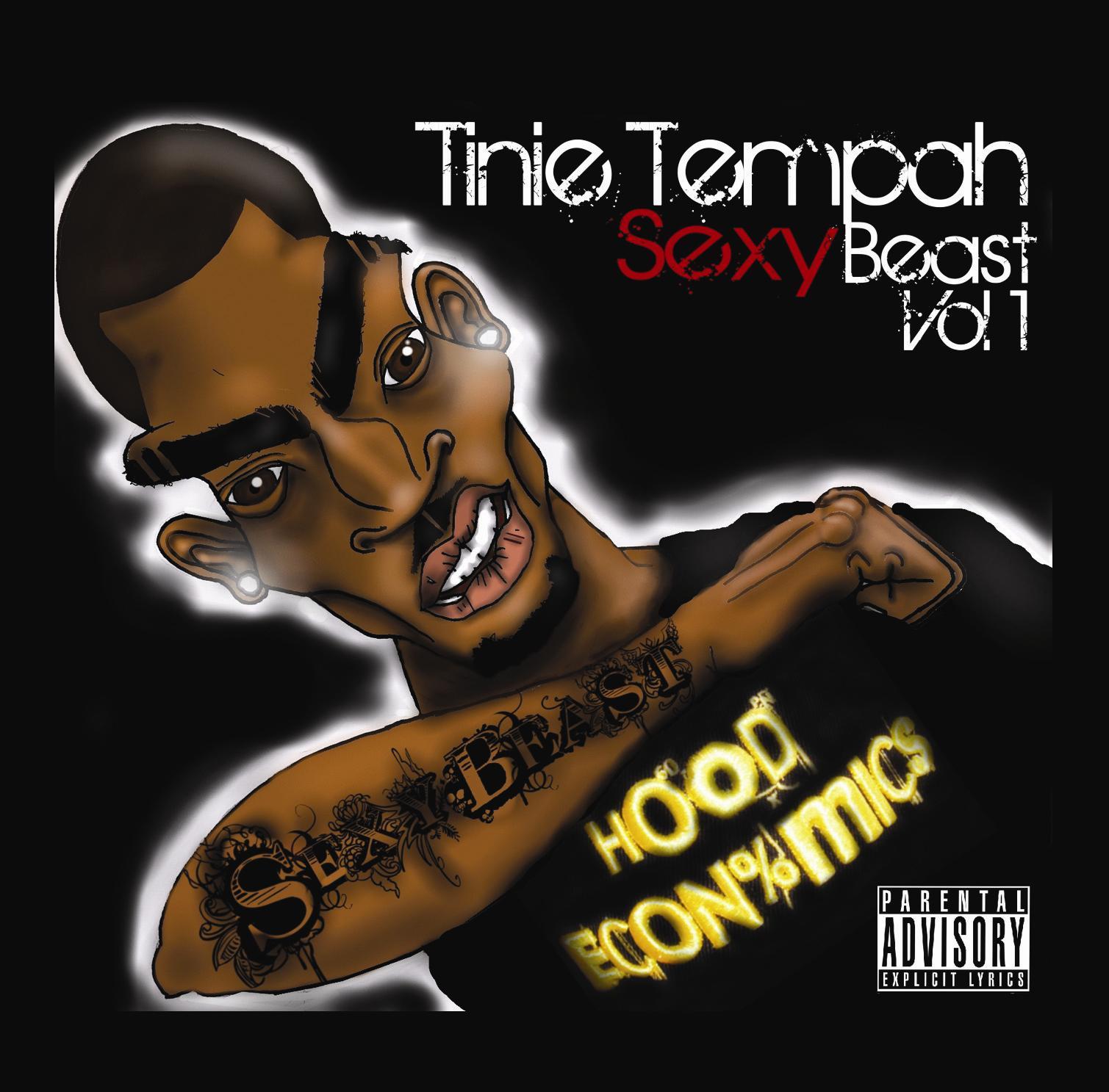 Tinie Tempah - Sexy Beast Vol.1 (2010)