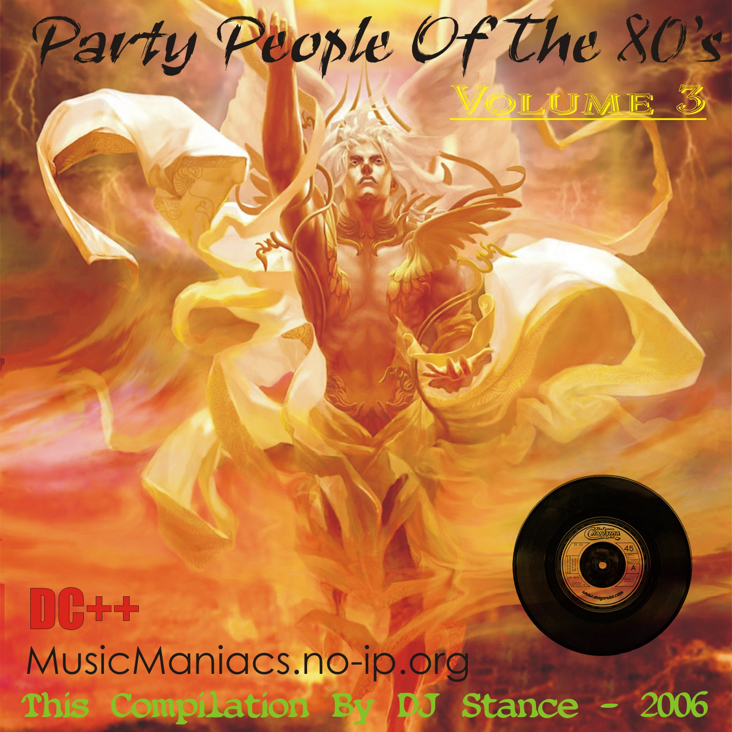 Party People Of The 80's Vol.03