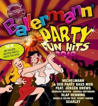 Ballermann Party Fun Hits 2010
