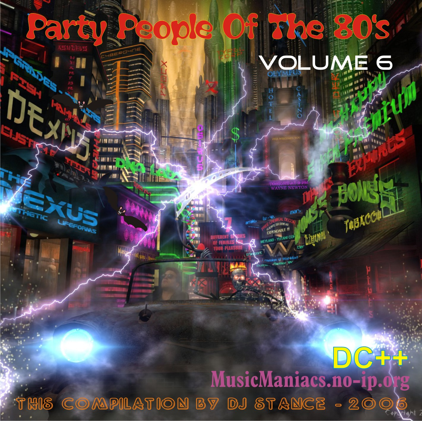 Party People Of The 80's Vol.06