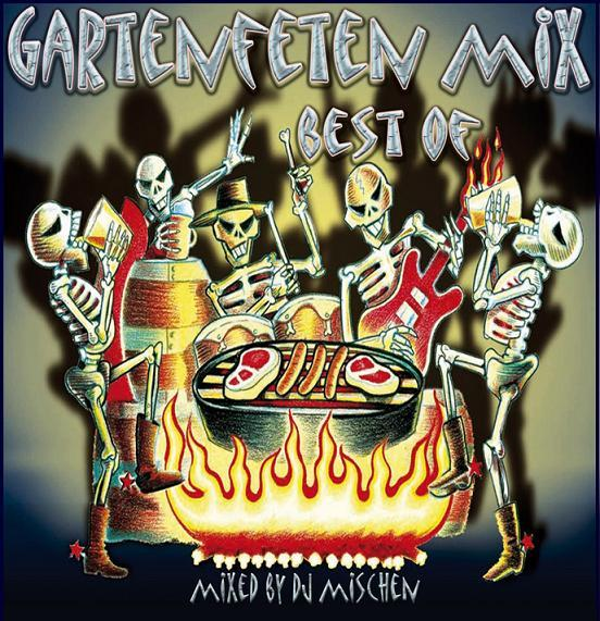 DJ Mischen - Best of Gartenfeten Mix 2010