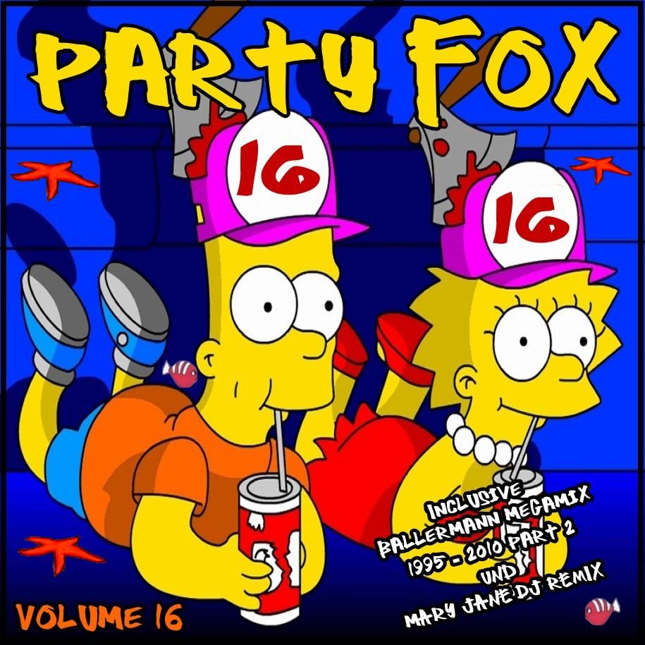 DJ MG - Party Fox Vol. 16
