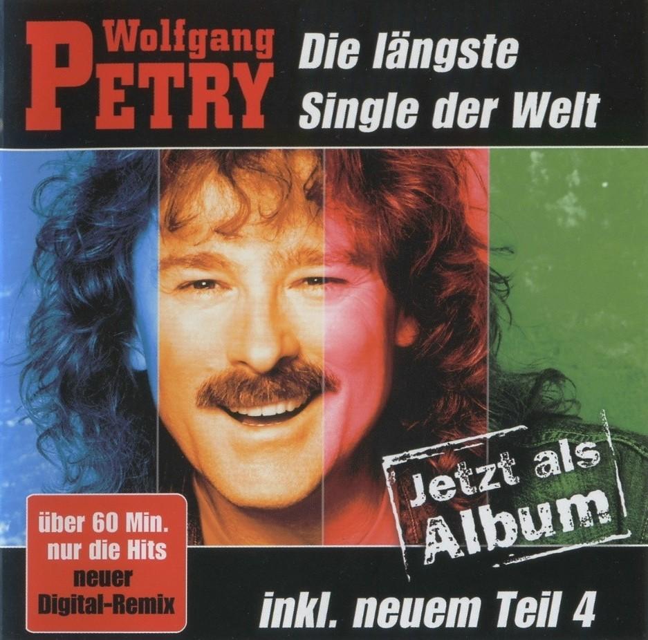 Wolfgang Petry - Die längste Single der Welt Teil 4