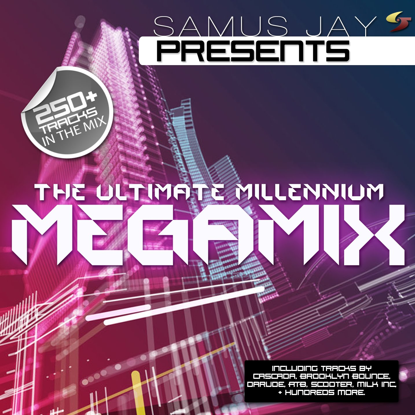 Samus Jay - The Ultimate Millennium Megamix