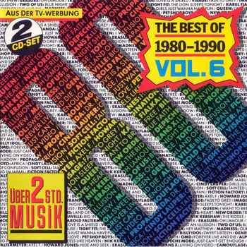 The Best Of 1980-1990 Vol. 6