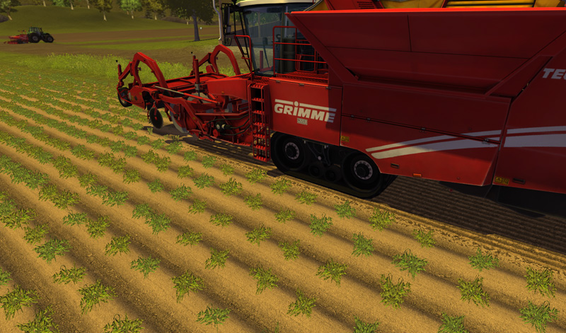 New GRIMME Equipment announced today: