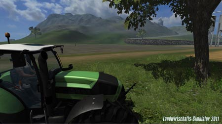 Beta version of Farming Simulator 2011