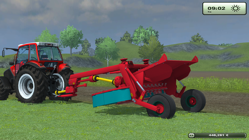 FAUCHEUSES Kverneland Taarup 4028 Mower Conditioner ls2013 Fsscreen_2012_11_02_0lwe3n