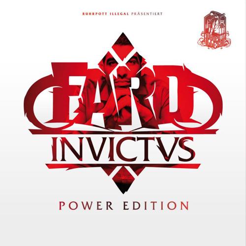 Cover: Fard - Invictus (Power Edition) (2011)
