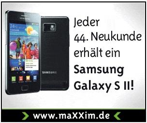maxxim Samsung Galaxy S II AKtion