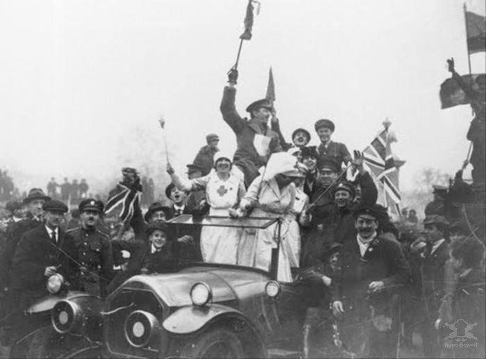 Zakończenie I wojny światowej 6