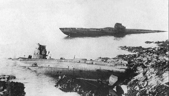 Opuszczone statki 7