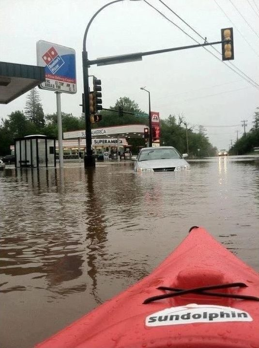 Powódź w Duluth 6