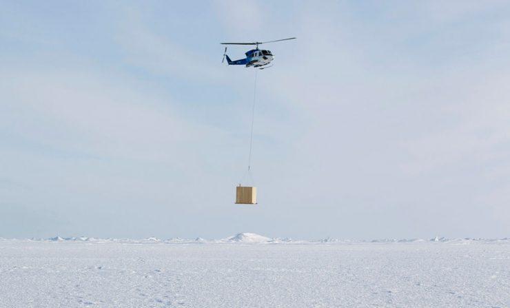Praca w Arktyce 8