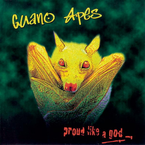 Cover: Guano Apes - Proud Like A God-1997-DeBT_iNT