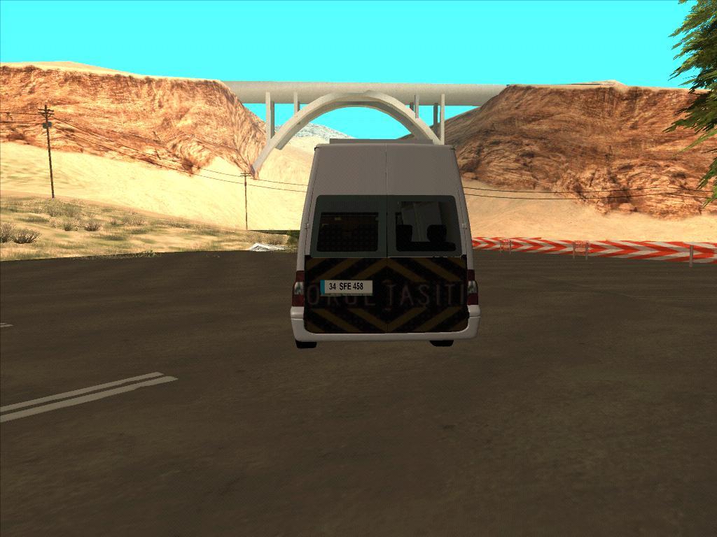 Ford Transit Jumbo - Okul Taşıtı