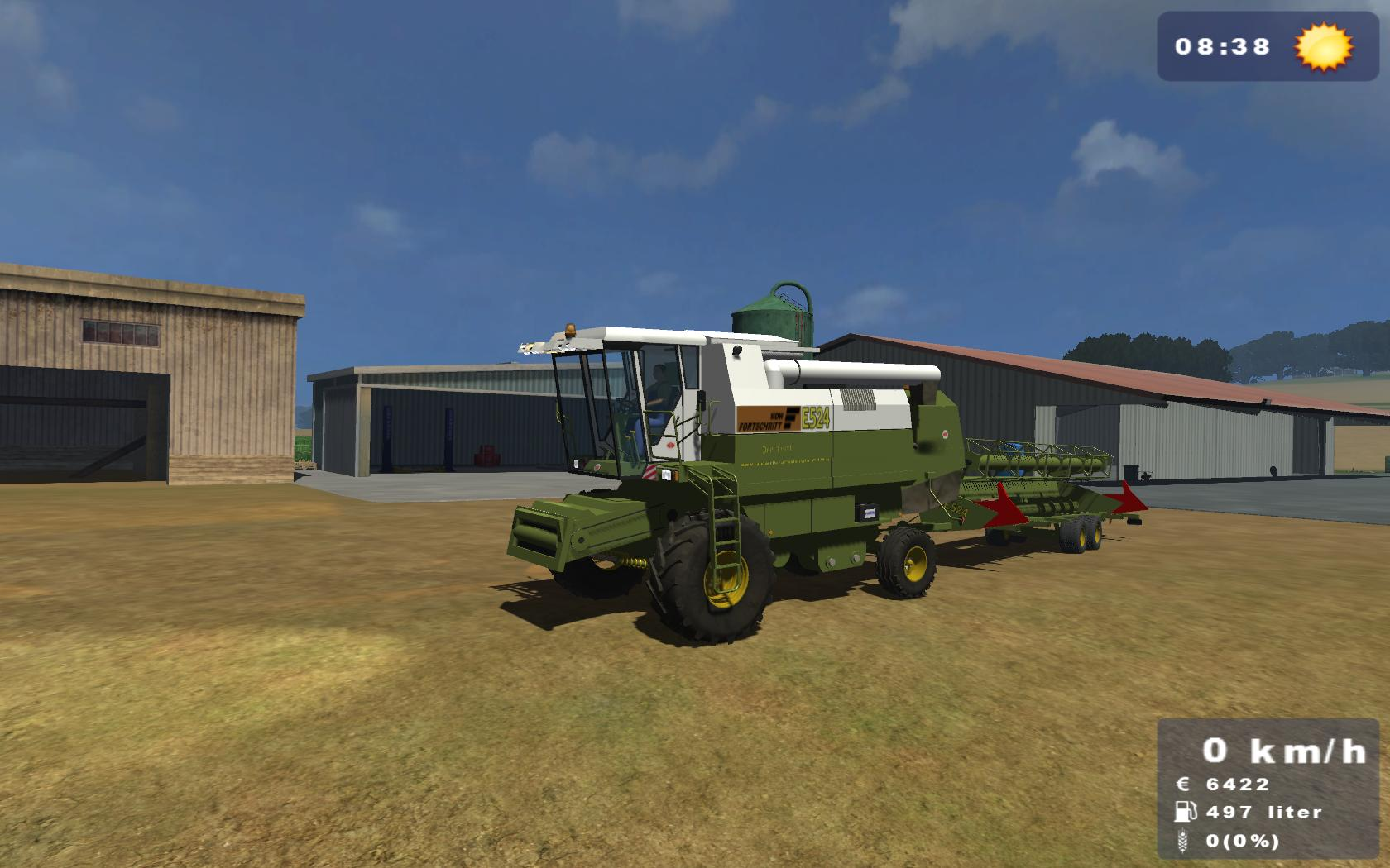 Farming Simulator 2010  Pc