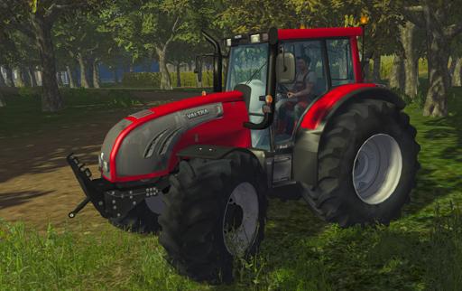 Valtra T182 Direct V1.1