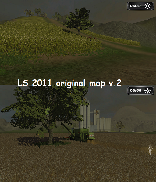 LS 2011 original map v.2