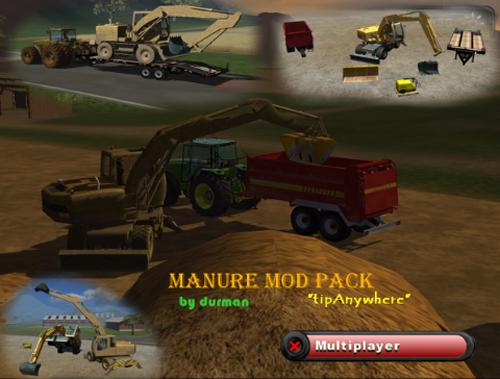 Manure ModPack