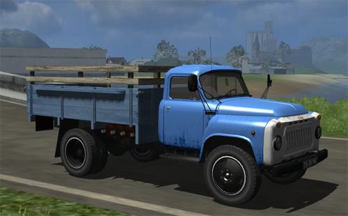 GAZ 52B
