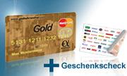 MasterCard Gold gratis