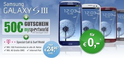 getmobil Samsung Galaxy S3