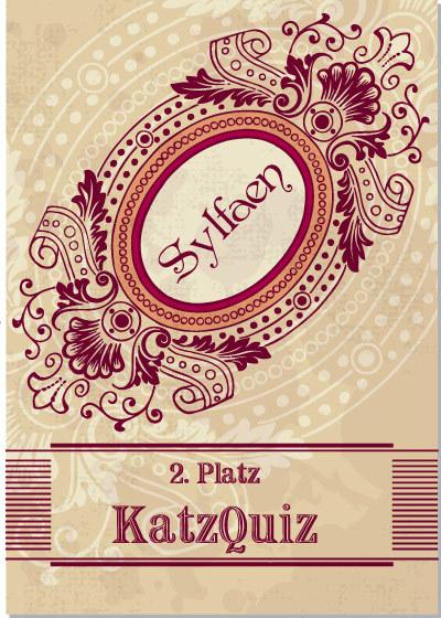 2. Platz KatzQuiz: Sylfaen